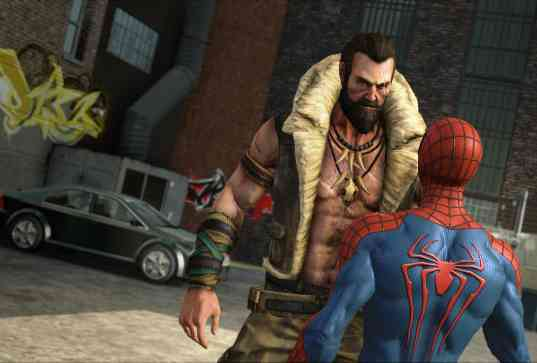 The Amazing Spider Man 2 Game For PC