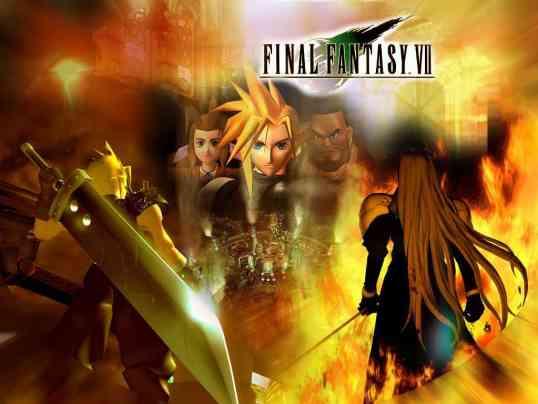 Final Fantasy vii Free Download
