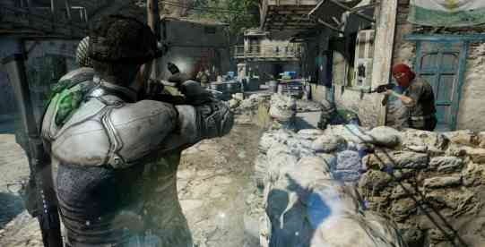 Splinter Cell Blacklist Features
