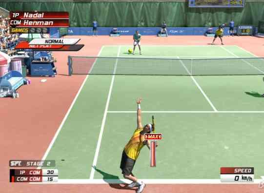 Virtua Tennis 4 free