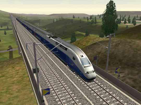 Free Microsoft Train Simulator