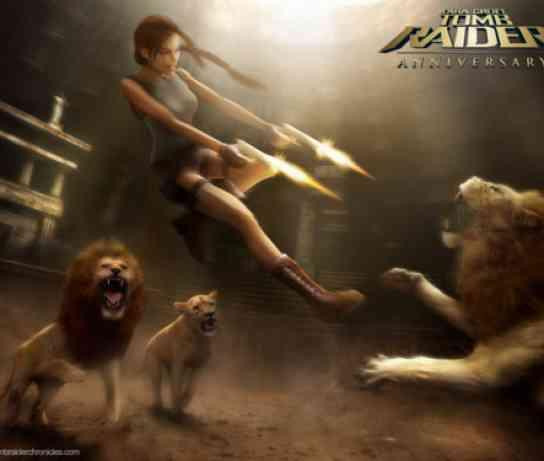 Tomb Raider Anniversary Free Game Play