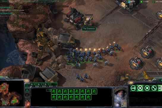 StarCraft 2 setup