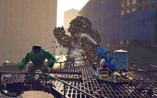 Lego Marvel Super Heroes download free