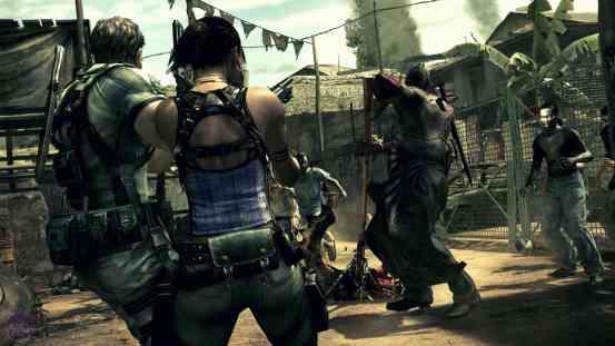 Resident Evil 5 download
