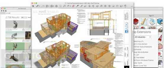 SketchUp Pro 2018 for Mac Direct Link Download