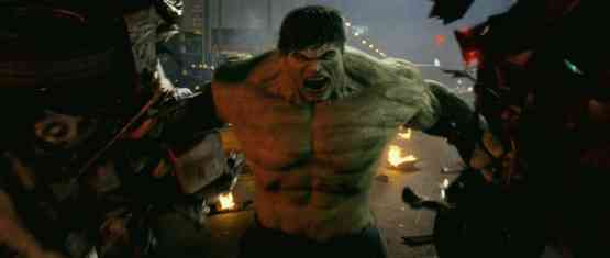 The incredible Hulk PC Version