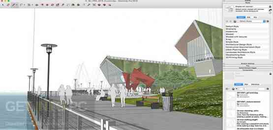SketchUp Pro 2018 for Mac Latest Version Download