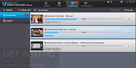 Wondershare Video Converter Ultimate 10.2.0.154 Offline Installer Download
