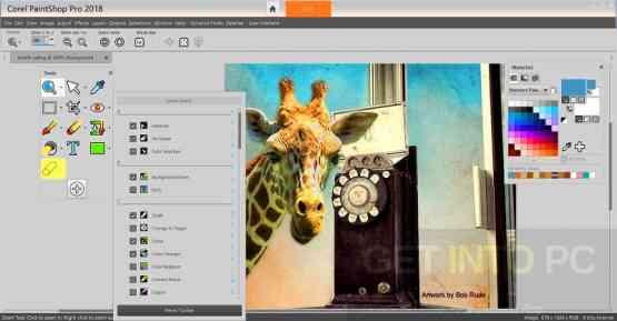 Corel Paintshop Pro 2018 Ultimate Offline Installer Download