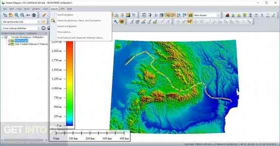 Global Mapper 18 Direct Link Download