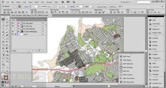 Avenza MAPublisher for Adobe Illustrator Latest Version Download