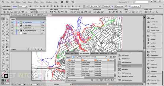 Avenza MAPublisher for Adobe Illustrator Offline Installer Download