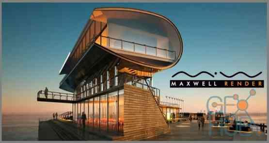 Maxwell Render Studio 4.2.0.3 with Plugins Free Download
