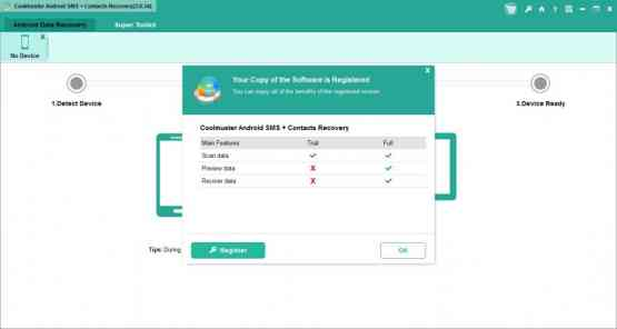 Coolmuster Android SMS + Contacts Recovery Direct Link Download
