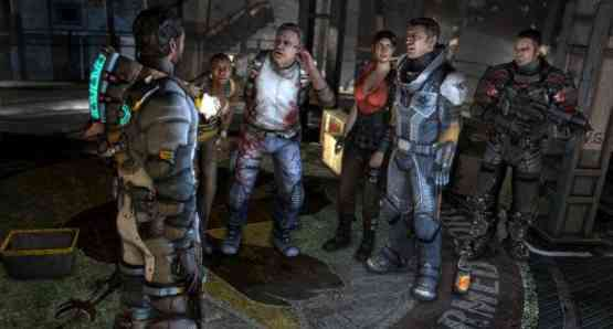 Dead Space features