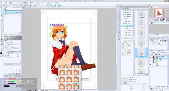 Clip Studio Paint Direct Link Download