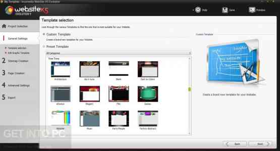 Incomedia WebSite X5 Professional 14.0.4.3 Direct Link Download