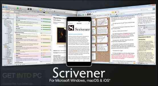 Scrivener Free Download