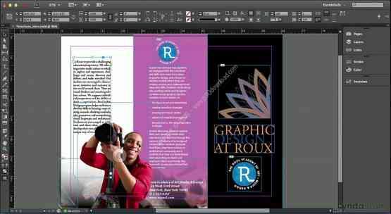 Adobe InDesign CC 2018 v13.1.0.76 Direct Link Download
