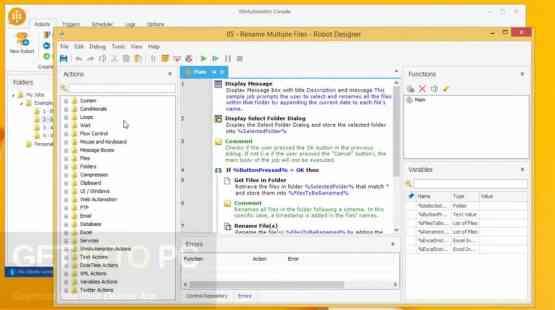 WinAutomation Professional Plus 7.0.1.4549 Latest Version Download