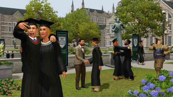 Free Download The Sims 3 University Life