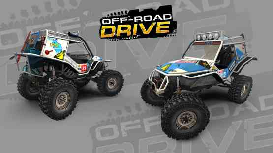 Off Road Drive Trainer Free Download