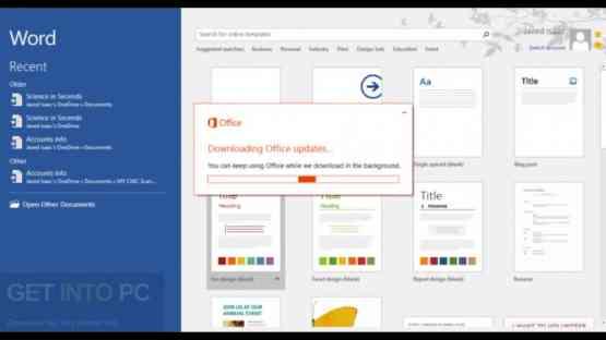 Office 2016 ProPlus 32 64 Bit ISO With Jan 2017 Updates Offline Installer Download