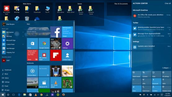 Windows 10 Home Pro Enterprise 64 Bit ISO Feb 2017 Direct Link Download
