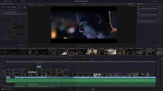 DaVinci Resolve Studio 12.5 + easyDCP DMG For MacOS Offline Installer Download