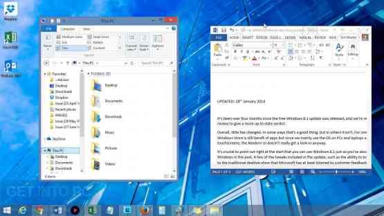 Windows 8.1 Embedded Industry Enterprise 32 Bit ISO Offline Installer Download