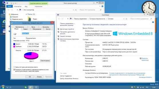 Windows 8.1 Embedded Industry Enterprise 64 Bit ISO Direct Link Download