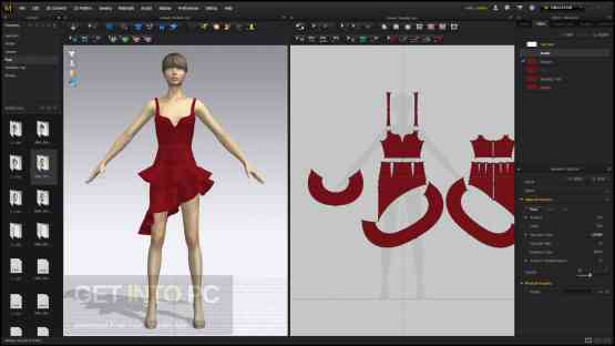 Marvelous Designer 6.5 Enterprise offline Installer Download