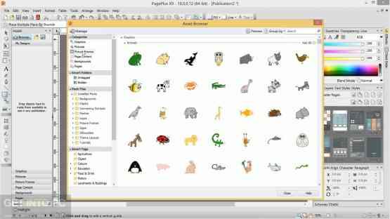 Serif PagePlus X9 Offline Installer Download