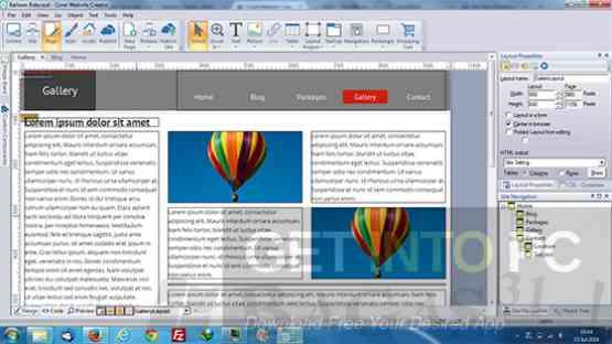 Corel Website Creator 15 Latest Version Download