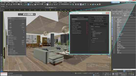 Autodesk 3DS MAX Interactive 2018 Direct Link Download