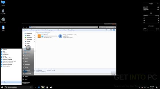 Windows 10 Pro Black June x64 ISO Offline Installer Download