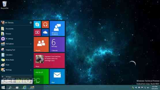 Windows 10 Pro x64 RS2 15063 With Office 2016 ISO Offline Installer Download