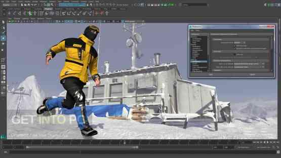 Autodesk Maya 2018 Offline Installer Download