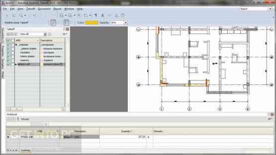 Autodesk Quantity Takeoff 2012 Offline Installer Download