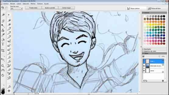 Corel Painter Essentials 5 for Mac OS X Offline Installer Download