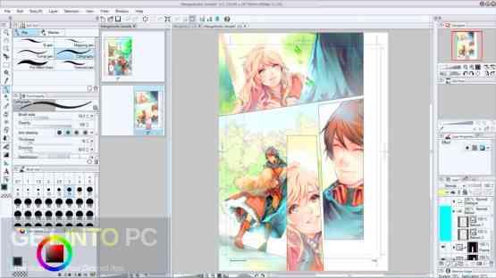 Clip Studio Paint Latest Version Download