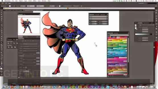 Adobe Illustrator CC 2017 64 Bit Direct Link Download