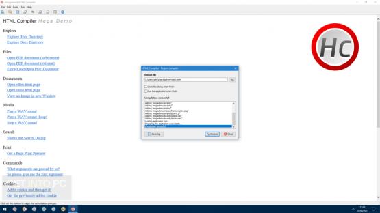 HTML Compiler Offline Installer Download