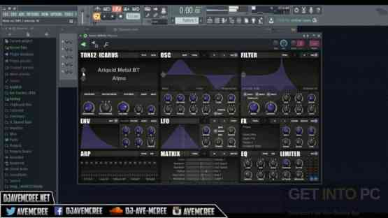 Tone2 Icarus DMG for Mac OS X Offline Installer Download