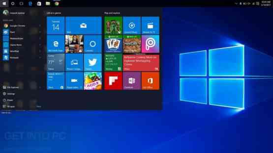 Windows 10 AIl in One 16294 32 64 Bit ISO Sep 2017 Latest Version Download