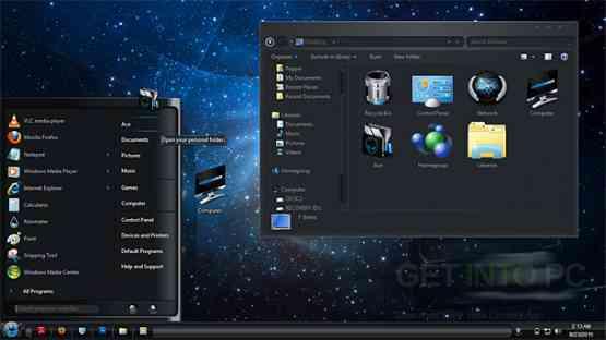 Windows 7 Alienware Blue Edition Latest Version Download