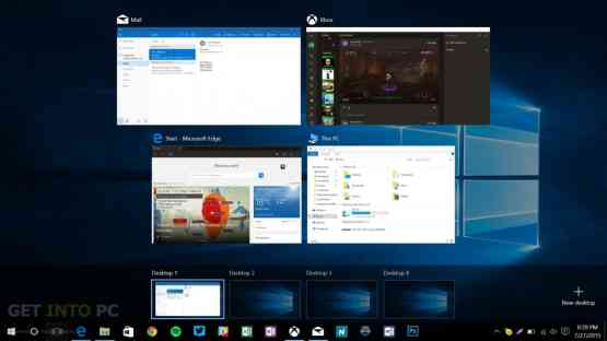 Windows 10 All in One RS3 v1709 x64 16299.19 Latest Version Download