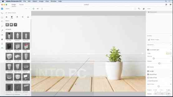 Adobe Dimension CC 2018 Direct Link Download