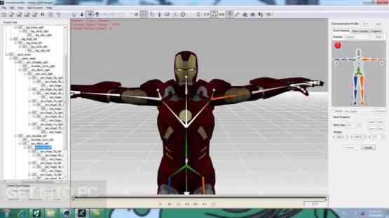 Reallusion iClone 3DXchange 7 Offline Installer Download